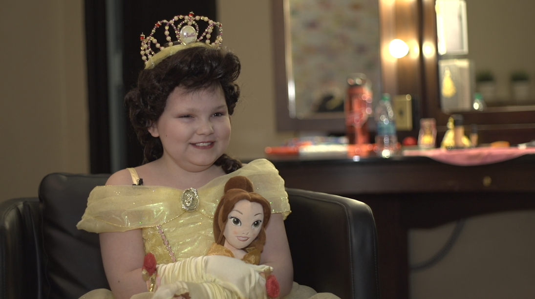 Sharing Care - Beauty and the Beast - Lauren's Story