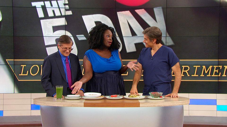 Rhenotha Talks About Her Short-Burst Diet