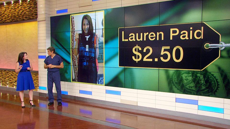 Lauren Greutman Shares Tips to Save Money