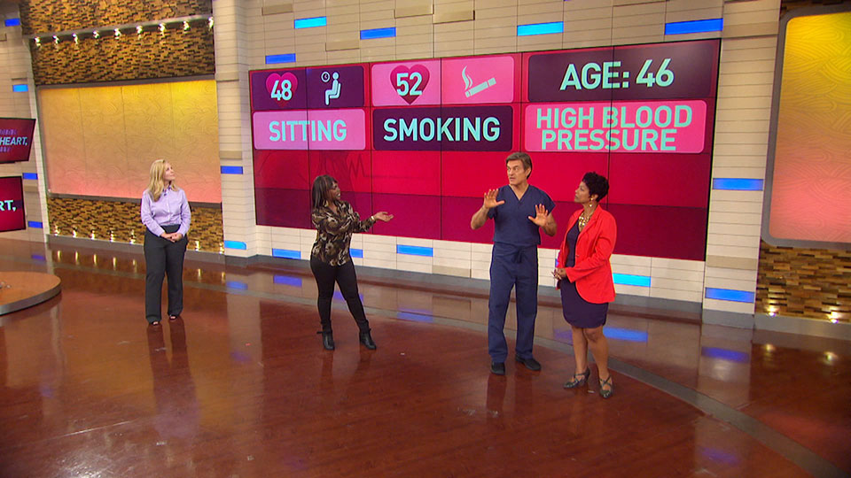 How Smoking and Blood Pressure Affect Your Heart's Age
