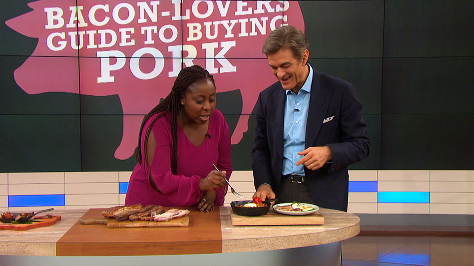 Dr. Oz's Rules for Buying Bacon