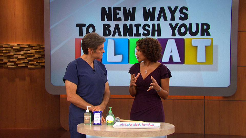 Why Antibacterial Products May Be Causing Your Bloat