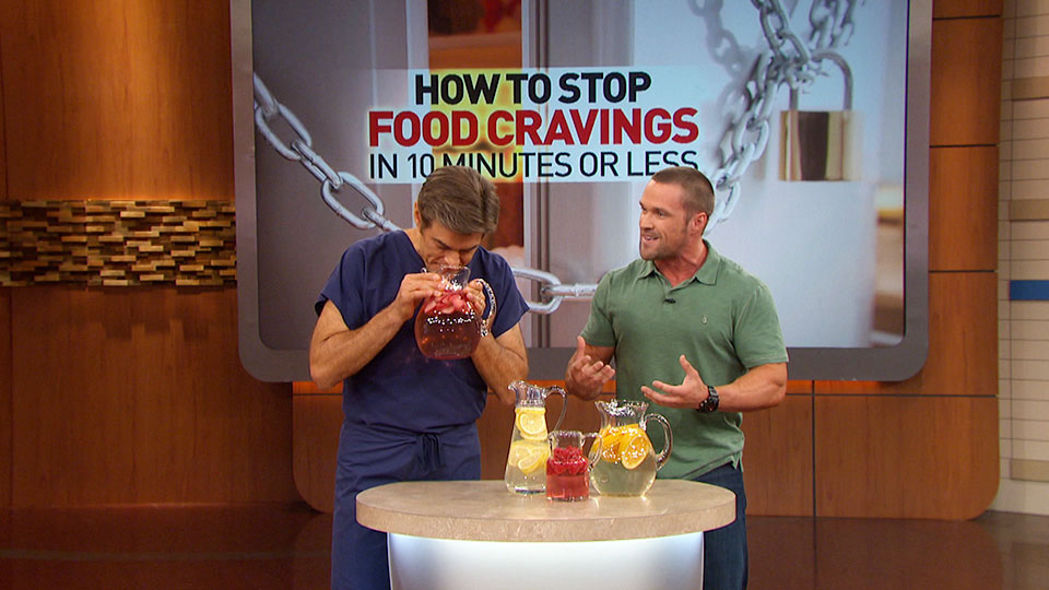 How to Stop Food Cravings in 10 Minutes or Less