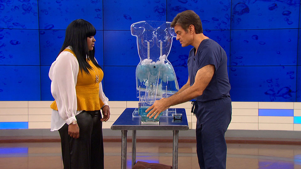 Tammia Explains Why She Uses Water Pills
