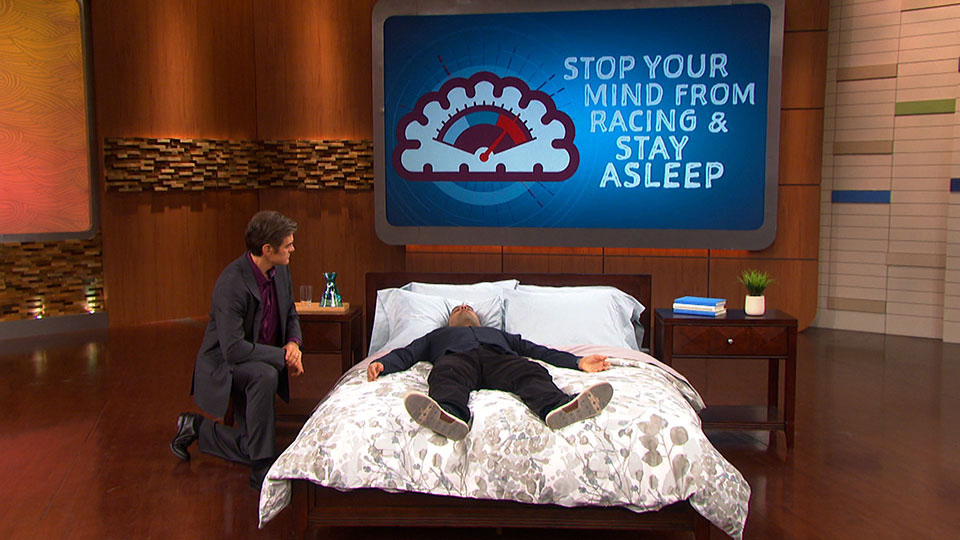 Fall Asleep Instantly With This Pre-Bedtime Technique