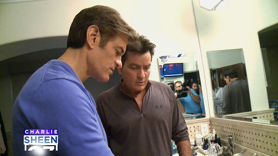 The Turning Point When Charlie Sheen Decided to Change His Life