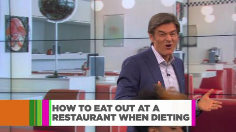 How to Eat Out on The Day-Off Diet