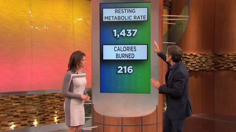 How the Negative Calorie Effect Works