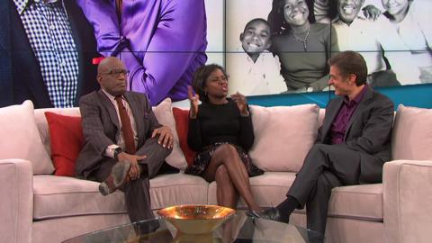 What Al Roker and Deborah Roberts Have Learned From Their Marriage