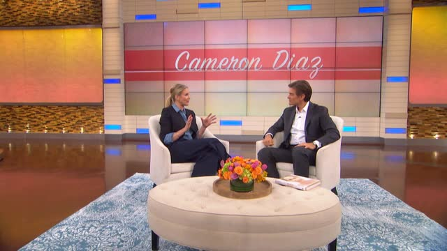 Why Cameron Diaz Thinks Everyone Should Embrace Aging