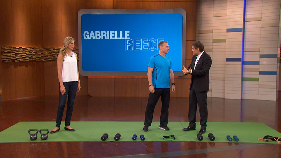 "Gabrielle Reece on Her New TV Show, ""Strong"""