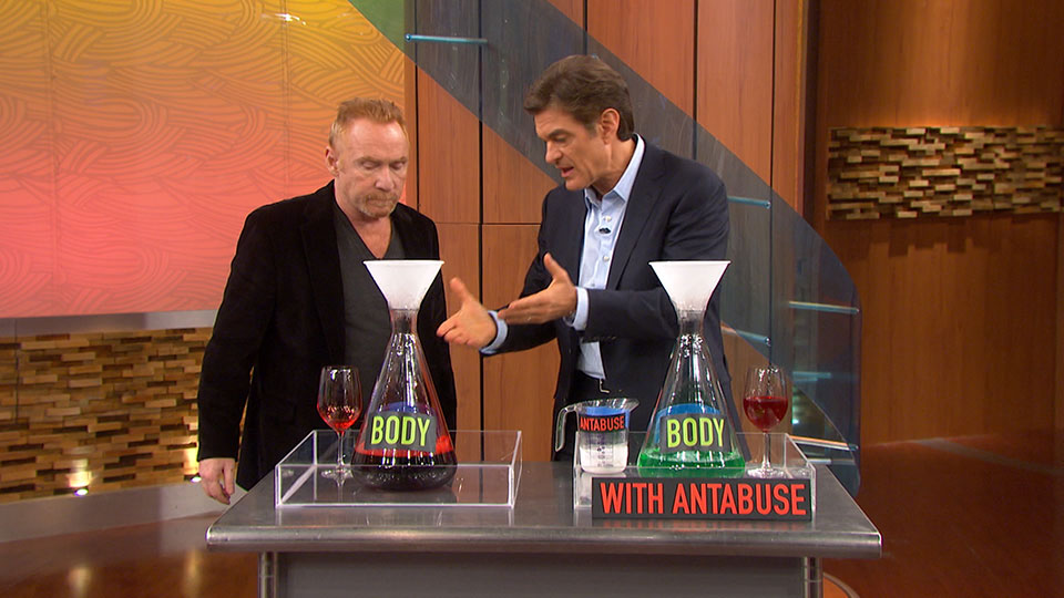 Danny Bonaduce on His 25-Year Battle With Alcohol