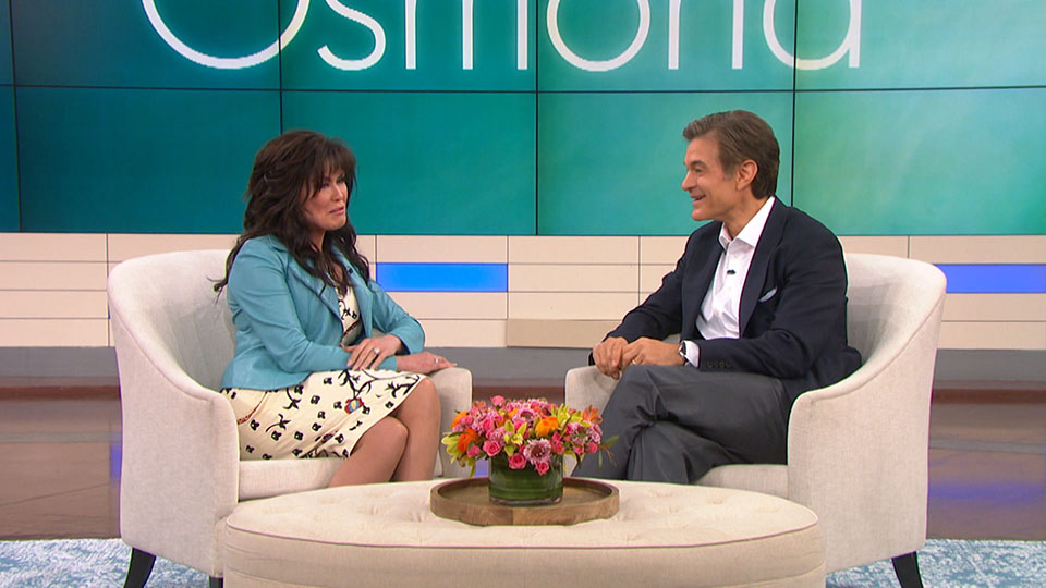 Marie Osmond on Her Lifelong Struggle With Body Image