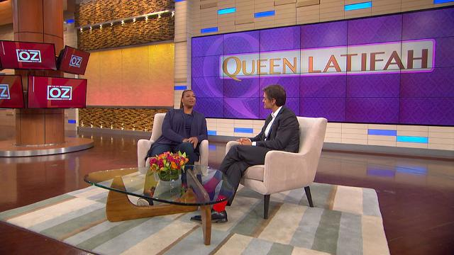 Queen Latifah on Motherhood and Why She Wears Red Socks