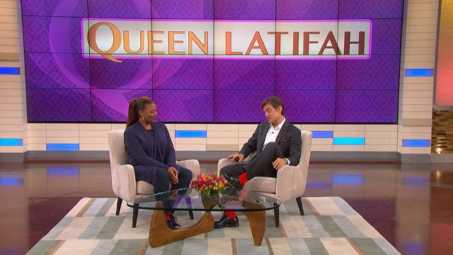 Queen Latifah on Becoming a Role Model