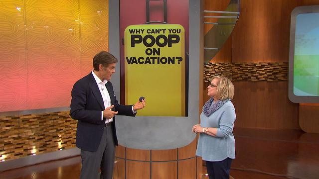 What's Behind Vacation Constipation?