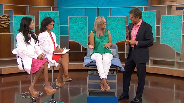 Introducing Dr. Oz's On-Set Exam Room
