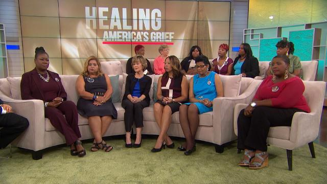Mothers on Beginning the Healing Process
