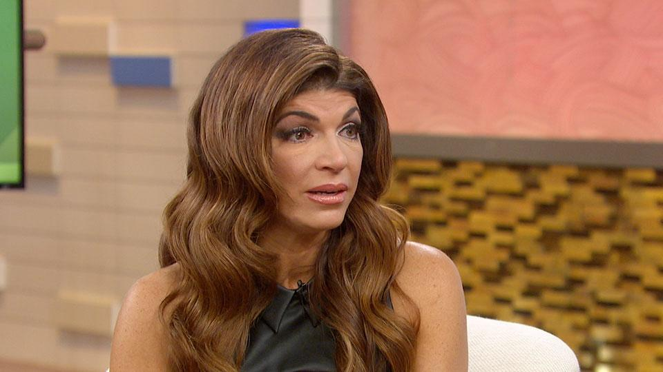 Teresa Giudice on Fitness and Forgiveness