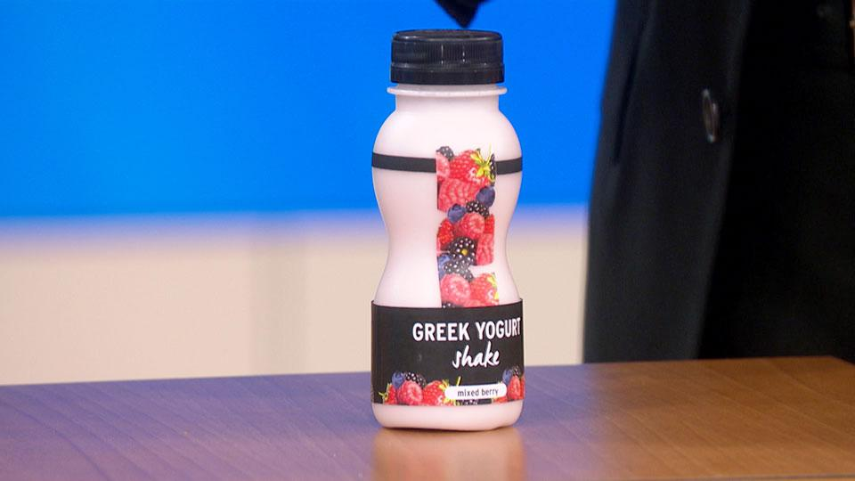 Are Greek Yogurt Products Healthy?