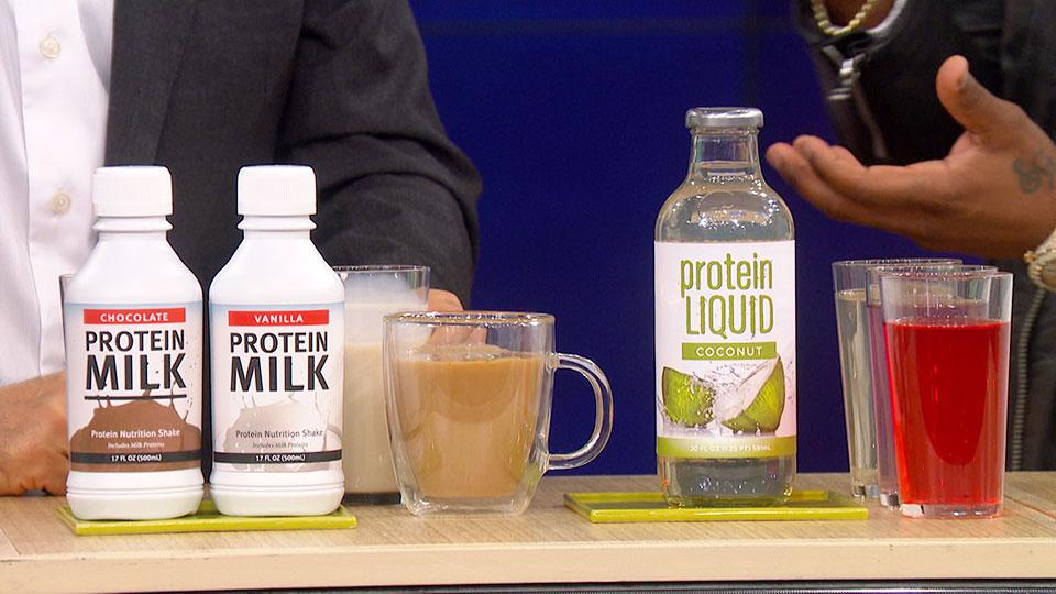 What Jason Derulo Drinks to Cut Cravings