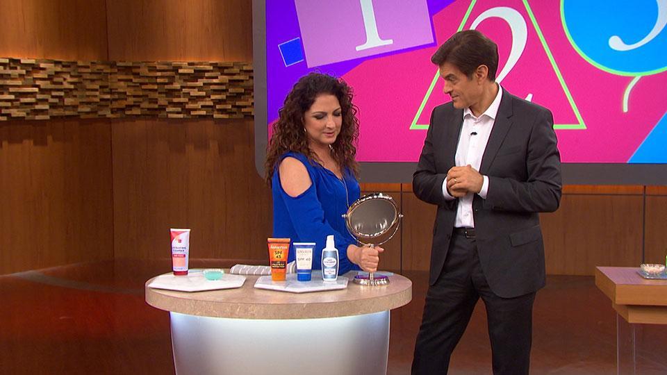 Gloria Estefan's 1-2-3 Secrets to Younger Skin