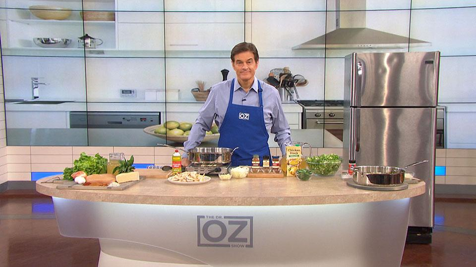 Rocco DiSpirito's One-Pot Winter Meal