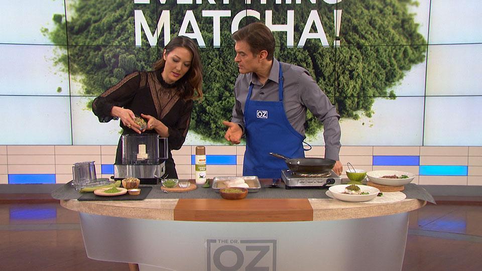 Mouthwatering Ways to Use Matcha