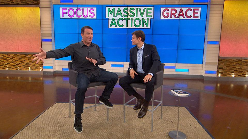 Tony Robbins on Achieving the Life You Want