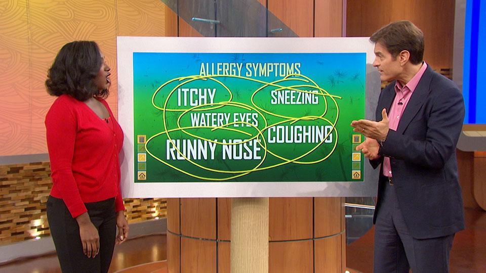 Are Allergies Holding You Back?