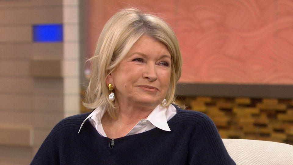 The One Thing Martha Stewart Is Bad At