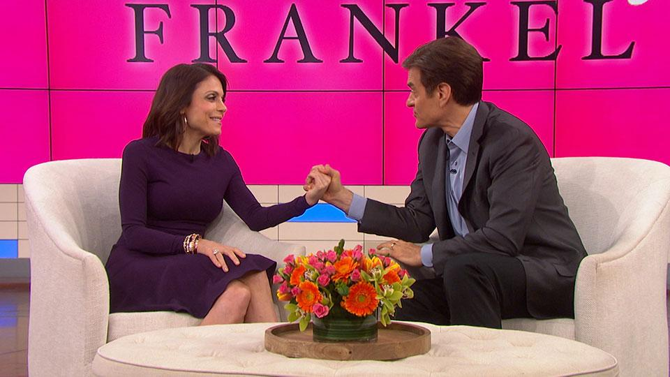 Why Bethenny Frankel Supports Eating French Fries