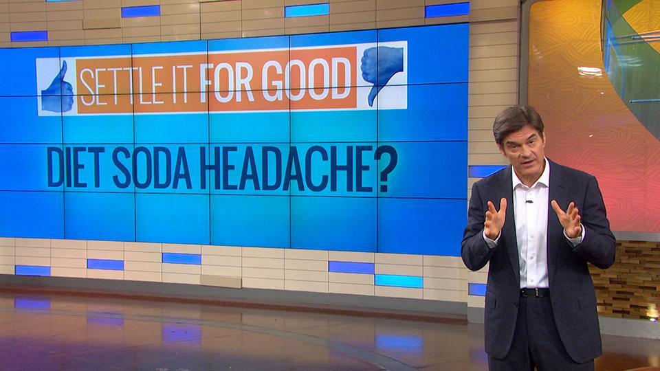 Can Diet Sodas Trigger Headaches?