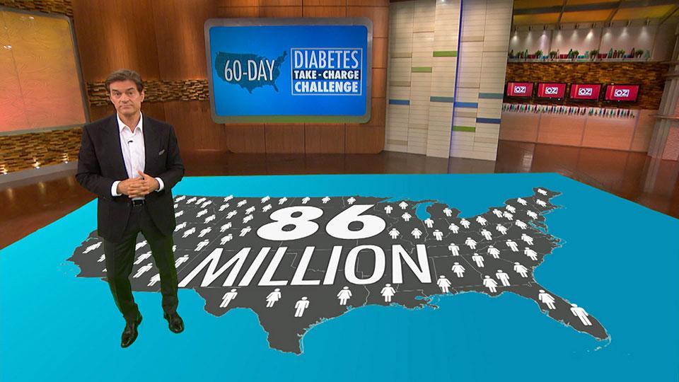 Introducing the 60-Day Diabetes Take Charge Challenge