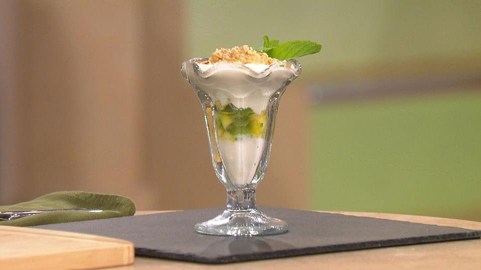The Monday Dieter's No-Bloat Dessert