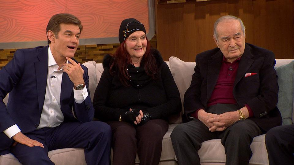 The Team That Saved Dr. Oz's Father's Life