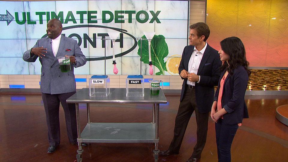 The Acid Reflux Detox Plan for Speedy Eaters