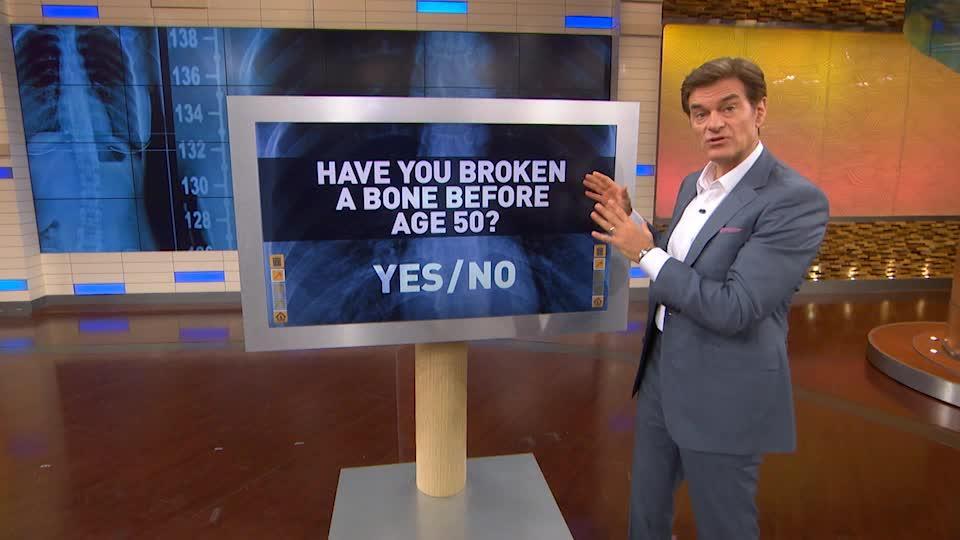 Are You at Risk for Broken Bones?