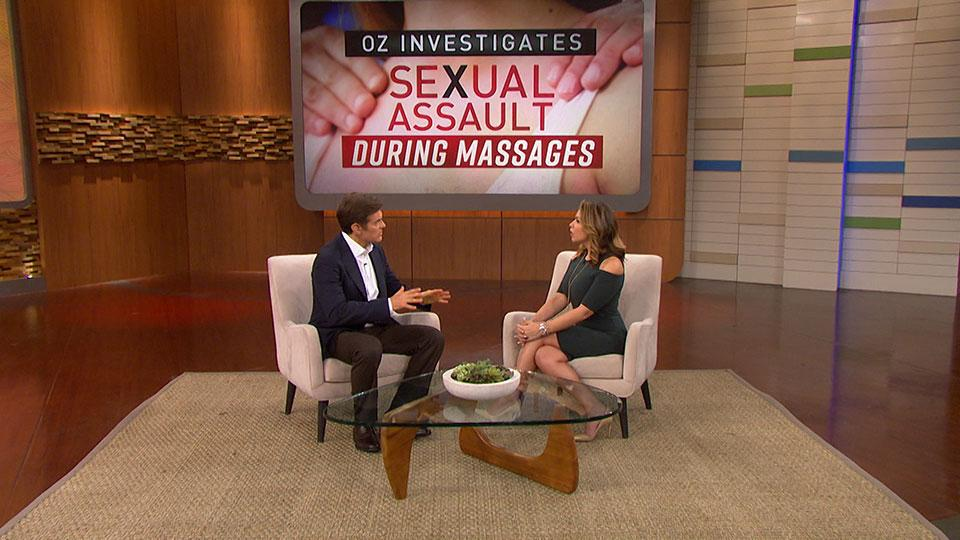 Investigating Sexual Assault During Massage Sessions