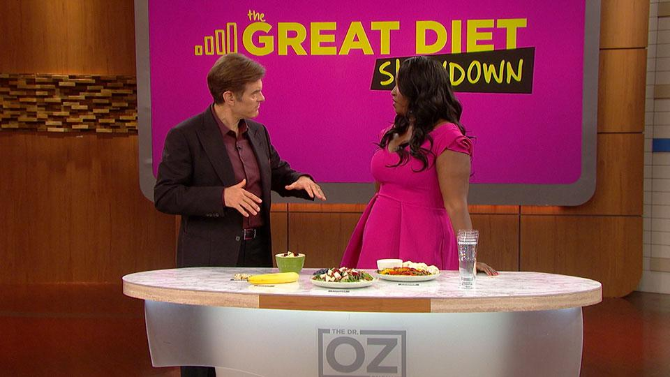 Why Dr. Oz Loves the Vegan Diet